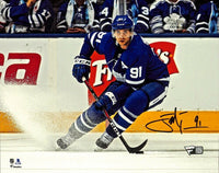 John Tavares Signed Toronto Maple Leafs 8x10 Hockey Photo Fanatics - Sports Integrity