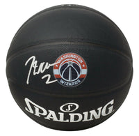 John Wall Signed Washington Wizards Black Spalding Basketball JSA ITP - Sports Integrity