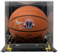John Wall Signed Washington Wizards Spalding Basketball w/Case JSA ITP - Sports Integrity