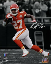 Kareem Hunt Kansas City Chiefs Signed 8x10 Photo SI - Sports Integrity