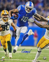 Kenny Golladay Signed Detroit Lions 16x20 Football Photo JSA ITP - Sports Integrity