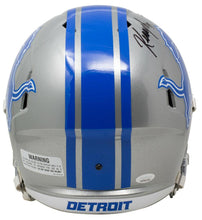 Kenny Golladay Signed Lions Full Size Speed Replica Helmet w/Case JSA - Sports Integrity