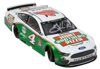 Kevin Harvick Signed Hunt Brothers Pizza Nascar Replica Diecast Car BAS - Sports Integrity