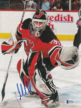 Martin Brodeur New Jersey Devils Signed Magazine Page BAS - Sports Integrity