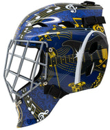 Martin Brodeur Signed Blues Full Size Replica Goalie Mask Fanatics - Sports Integrity