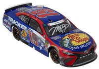 Martin Truex Jr. Signed Bass Pro Shops Nascar Replica Diecast Car BAS - Sports Integrity