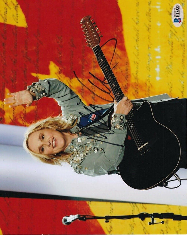 Melissa Etheridge Signed 8x10 Photo BAS - Sports Integrity