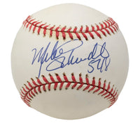 Mike Schmidt Signed Philadelphia Phillies NL Baseball 548 BAS X42562 - Sports Integrity