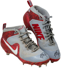 Mike Trout Signed Game Used 2018 Pair of Nike Cleats 18 GU BAS LOAS - Sports Integrity