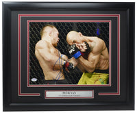 Petr Yan Signed Framed 11x14 UFC Photo PSA/DNA ITP - Sports Integrity