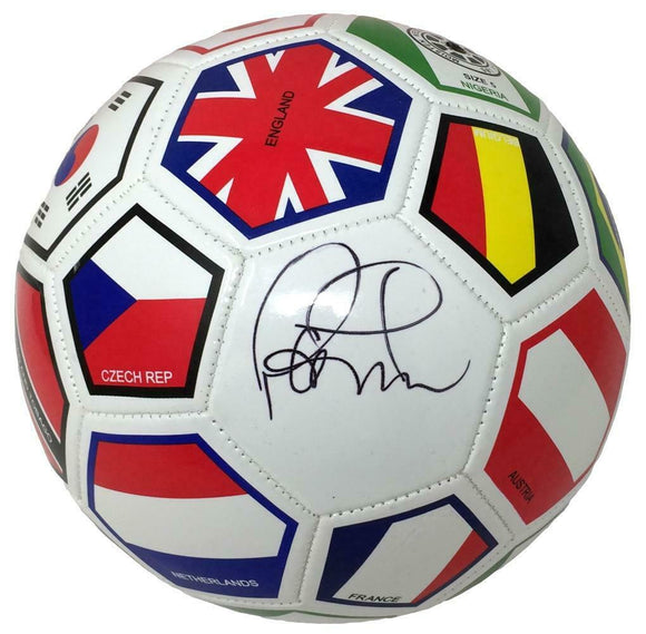 Philipe Coutinho Brazil Signed Soccer Ball BAS - Sports Integrity