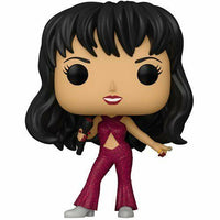 Pre-Order Selena (Burgundy Outfit) Pop! Vinyl Figure - Sports Integrity