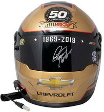 Richard Childress Signed 50th Anniversary RCR FS Rep Nascar Helmet BAS - Sports Integrity