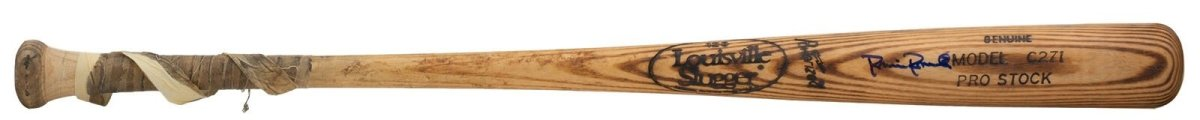 Robin Roberts Signed Philadelphia Phillies Louisville Slugger Bat BAS - Sports Integrity
