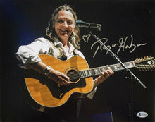Roger Hodgson Signed 11x14 Performance Photo BAS - Sports Integrity
