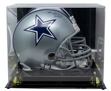 Roger Staubach Signed Cowboys Full Sz Proline Stat Helmet BAS w/ Case - Sports Integrity