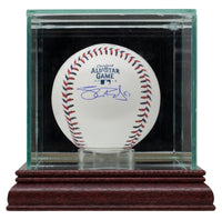 Shane Bieber Signed Official 2019 All Star Game MLB Baseball w/Case BAS ITP