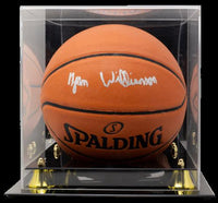 Zion Williamson Pelicans Signed Spalding I/O NBA Basketball BAS 10 Auto w/ Case - Sports Integrity