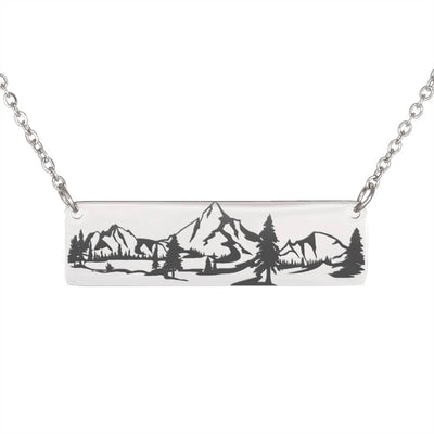 [EXCLUSIVE] Mountains Necklace - Just Pay Shipping!