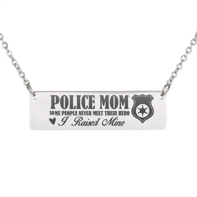 [EXCLUSIVE] Police Mom Necklace - Just Pay Shipping!