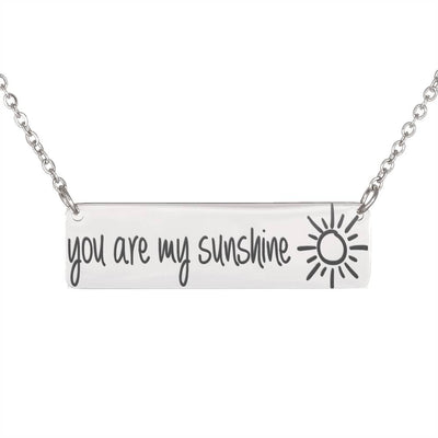 [EXCLUSIVE]  Sunshine Necklace - Just Pay Shipping!