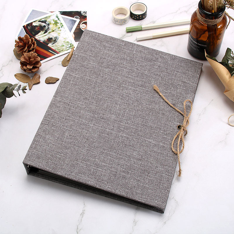 VEESUN A5 Journal Notebook Refillable Blank Sketchbook - Love