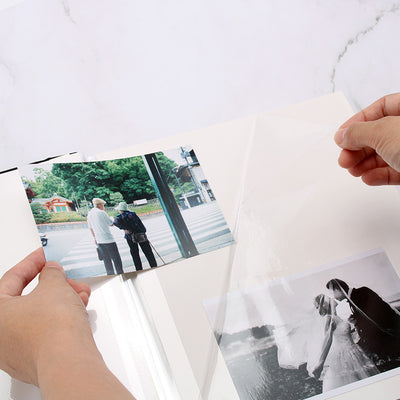 Self Adhesive Photo Album -4 Colors Available