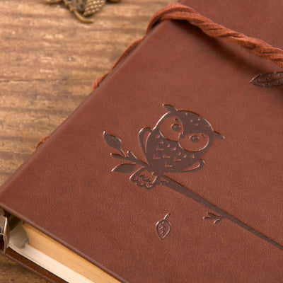 leather bound journal a5