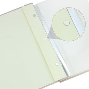 VEESUN Self Adhesive Photo Album -4 Colors Available