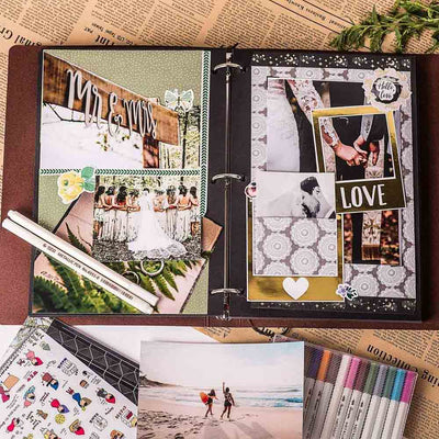 creative memories photo album