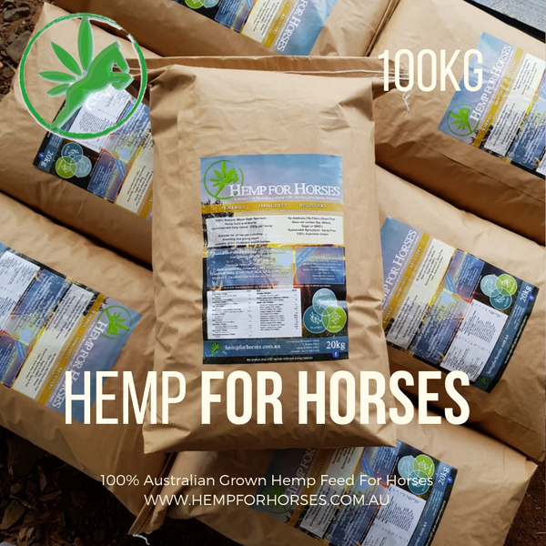 Hemp Feed For Horses
