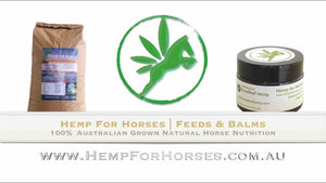 Hemp Horse Feed | 15kg Hemp Wholefood Horse Nutrition