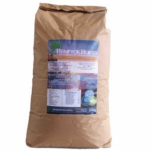 Buy Horse Feed Australia Hemp For Horses 15kg