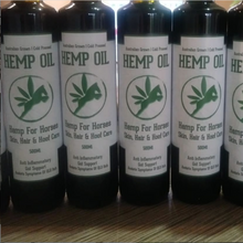 Load image into Gallery viewer, Buy Hemp Horse Oil Australia Hemp For Horses