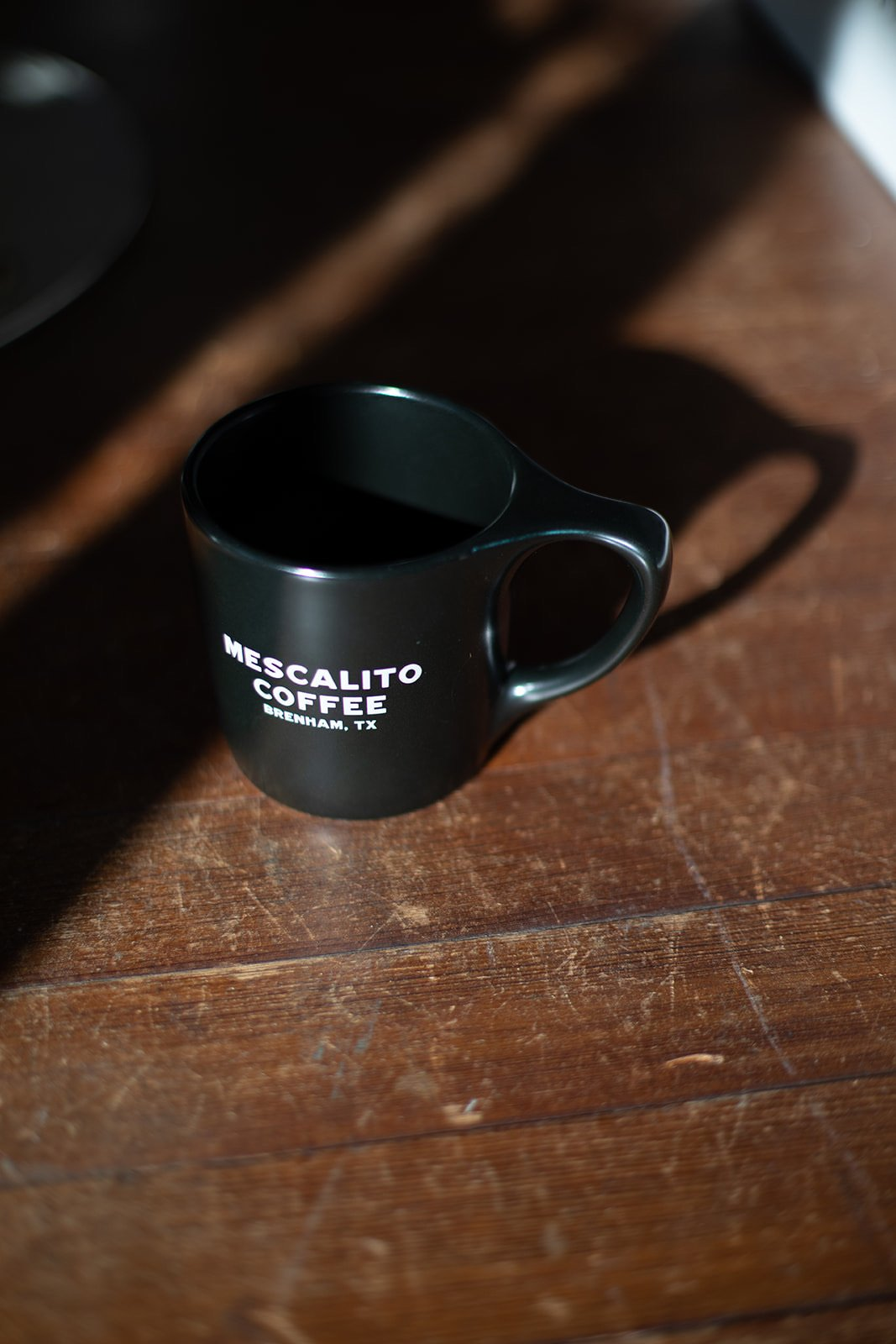 Mescalito Coffee Shop Mug | notNeutral | Mescalito Coffee -