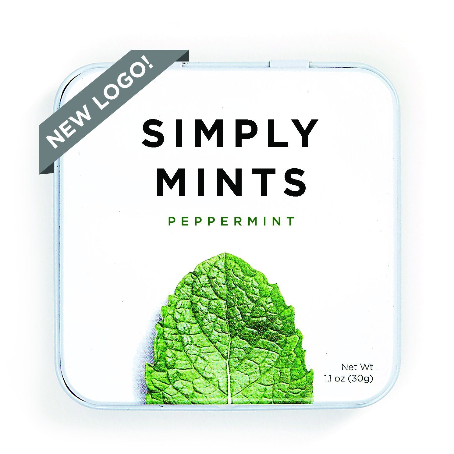 Peppermint Mints | Simply Gum - GRAB AND GO