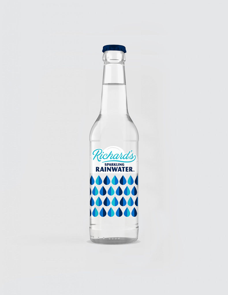 Richard's Rainwater - Sparkling - GRAB AND GO