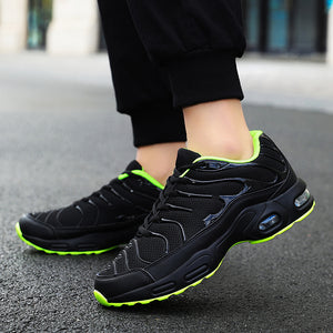New Air Cushion Men Sneakers  Casual Shoes Men Breathable Trainers Shoes
