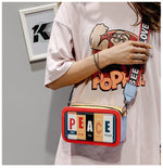 Load image into Gallery viewer, Cute Korean Bags for Women Fashion Shoulder Bags