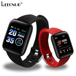 Load image into Gallery viewer, Smart Android Wristband Sports Fitness Blood Pressure Heart Rate Digital Watch