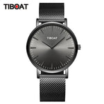 Load image into Gallery viewer, Top Brand Luxury Quartz Watch Men Steel Waterproof sports watches
