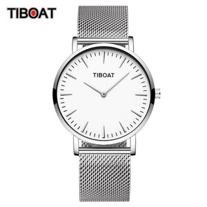 Top Brand Luxury Quartz Watch Men Steel Waterproof sports watches