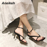 Load image into Gallery viewer, Women's Shoes - 2020 Women Fashion Sandals Female High Heels