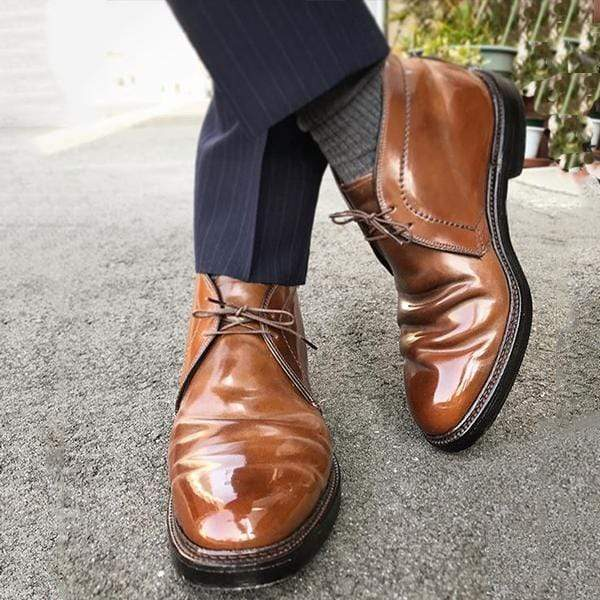 Men's leather non-slip shoes Casual Shoes Dress Shoes