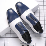 Load image into Gallery viewer, 2020 Men Shoes British Business Suit Men Formal Dress Shoes