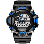 Load image into Gallery viewer, Sport Quartz Digital Watches Men Waterproof relogio masculino Clock White Digital Military Watches