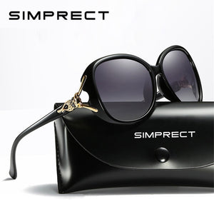 2019 Big Square Sunglasses Women Polarized UV400 High Quality Oversized Sun Glasses
