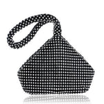 Load image into Gallery viewer, Soft Women Evening Bags Rhinestones Crystal Wedding Party Handbags