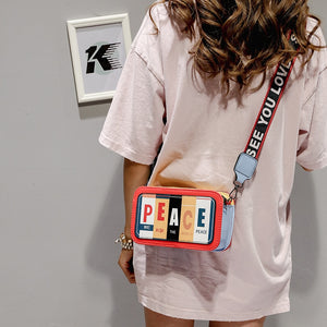 Cute Korean Bags for Women Fashion Shoulder Bags