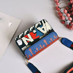 Load image into Gallery viewer, Luxury Fashion Version Women Graffiti Printed  Shoulder Messenger Bag